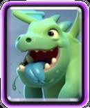 【クラロワ】ベビードラゴンの画像